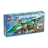 Lego – 7734 – City – Jeux de construction – L'avion Cargo