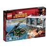Lego Super Heroes – Marvel – 76007 – Iron Man 3 – Iron Man : l'Attaque de la Villa de Malibu