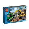 Lego City – 4203 – Jeu de Construction – Le Transporteur
