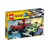 LEGO – 8898 – Jeu de construction – LEGO® World Racers – Le circuit infernal
