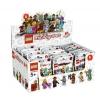 Lego Minifigures – 4648586 – Jeu de Construction – Série 6 – Boîte de 60 Sachets