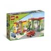 Lego Duplo Legoville – 6171 – Jouet de Premier Âge – La Station-Service