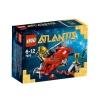Lego Atlantis – 7976 – Jeu de Construction – Le Mini – Scooter des Profondeurs
