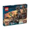 Lego Pirates des Caraïbes – 4194 – Jeu de Construction – La Baie du Cap Blanc