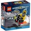 Lego – 8400 – Jeu de construction – Space Police – Le speeder de l'espace