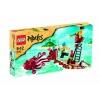 Lego – 6240 – Jeu de construction – Pirates – Le radeau des pirates et la pieuvre