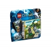 Lego Legends of Chima – Speedorz – 70109 – Jeu de Construction – Le Tourbillon Infernal