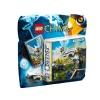 Lego Legends Of Chima – Speedorz – 70101 – Jeu de Construction – Le Stand de Tir