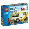 Lego – 7639 – Jeu de construction – City – Traffic – Le camping-car