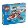 Lego – City – jeu de construction – L'hélicoptère de secours