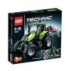 Lego Technic – 9393 – Jeu de Construction – Le Tracteur