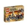 Lego Pharaoh's Quest – 7306 – Jeu de Construction – Les Gardiens du Spectre D'or