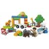 Lego Duplo Briques – 6136 – Jeu de Construction – Mon Premier Zoo