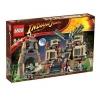 Lego – 7627 – IndianaJones – Jeux de construction – Indiana Jones et le royaume du crâne de cristal