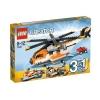 Lego Creator – 7345 – Jeu de Construction – L'Hélicoptère de Transport
