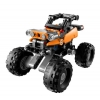 Lego Technic – 42001 – Jeu de Construction – Le Mini Tout – Terrain