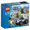 Lego City – 7279 – Jeu de Construction – Collection de Figurines – City Police