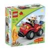 Lego – 5603 – Duplo – Jeux de construction – Le chef des pompiers