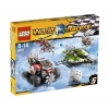 Lego – 8863 – Jeux de construction – lego world racers – La poursuite arctique