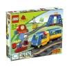 Lego – 5608 – Jeu de construction – DUPLO LEGOVille – Mon premier coffret train