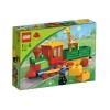 Lego Duplo Legoville – 6144 – Jouet de Premier Âge – Le Train du Zoo