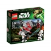 Lego Star Wars TM – 75001 – Jeu de Construction – Republic Troopers Vs Sith Troopers
