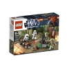 Lego Star Wars – 9489 – Jeu de Construction – Endor Rebel et Imperial Trooper