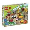 Lego – 5634 – Jeu de construction – Duplo Legoville – Le repas des animaux du zoo