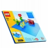 Lego – 620 – Jeu de Construction – Bricks & More Lego – Plaque de Base – Bleue