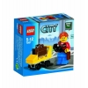 Lego – 7567 – Jeu de Construction – Lego City – Le Voyageur
