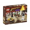 Lego – 7195 – Jeu de construction – Indiana Jones – Embuscade au Caire