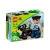 Lego Duplo – Legoville – 5678 – Jouet Premier Age – Le Policier