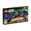 Lego Star Wars – 75018 – Jeu de Construction – Jek – 14's Stealth Starfighter