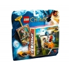 Lego Legends Of Chima – Speedorz – 70102 – Jeu de Construction – La Cascade Chi
