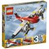Lego Creator – 7292 – Jeu de Construction – L'Avion à Double Hélices