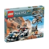 Lego – 8634 – Jeu de construction – Agents – Mission 5: La poursuite en voiture turbo