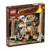 Lego – 7621 – Indiana Jones – Jeux de construction – Le tombeau aux serpents