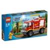 Lego City – 4208 – Jeu de Construction – Le Camion de Pompier – Tout Terrain