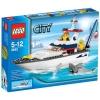 Lego City – 4642 – Jeu de Construction – Le Bateau de Pêche