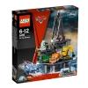 Lego Cars – 9486 – Jeu de Construction – La Plate Forme Pétrolière