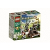 Lego Kingdoms – 7950 – Jeu de Construction – Le Combat des Chevaliers