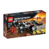 Lego – 8164 – Jeu de construction – Racers – Extreme Wheelie