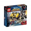Lego Super Heroes – DC Universe – 76002 – Jeu de Construction – Le Combat à Métropolis – Superman