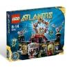 Lego – 8078 – Jeux de construction – lego atlantis – Les portes d' Atlantis