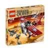 Lego Pharaoh's Quest – 7307 – Jeu de Construction – L'attaque de La Momie Volante