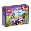 Lego Friends – 41013 – Jeu de Construction – Le Coupé Cabriolet d'emma