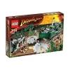 Lego – 7626 – IndianaJones – Jeux de construction – Le débroussailleur de la jungle