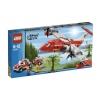 Lego City – 4209 – Jeu de Construction – L'Avion des Pompiers