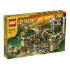 Lego Dino – 5887 – Jeu de Construction – Le QG de Défense contre les Dinosaures