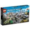 Lego – 8211 – Jeux de construction – lego racers – L'attaque de la banque